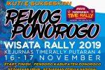 Animo Terhadap Wisata Rally Ponorogo Tinggi
