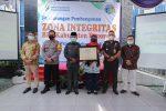 Canangkan Zona Integritas, BPS Ponorogo Wujudkan Clean Government dan Good Governance