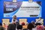 Dukung Good Governance, Diskominfo Ponorogo Gelar Bimtek Layanan Informasi Publik