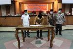 Pemkab-DPRD Ponorogo Sepakat Laksanakan Propemperda Untuk Perusda Pasar